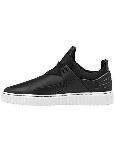 Creative Recreation Castucci Low-Top Sneakers - Black White Size 8.5