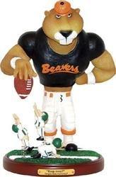Kole Oregon State University Keep Away Rivalry Figurine
