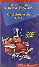 Spirit of Punxsutawney:Groundhog Day