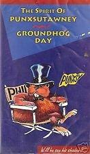 Spirit of Punxsutawney:Groundhog Day