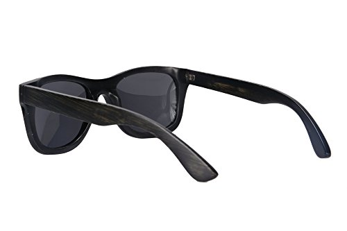 SHINU Genuine Handmade Wood Sunglasses Anti-glare Polarized Bamboo Layer UV400 Glasses-Z6016 5 Genuine Wood Bamboo from Sustainable Resources. Every production step, starting from the selection of wood through final assembly, requires careful consideration and maximum attention. Our approach translates into sourcing the finest natural materials to create the best and finest looking shades. Polarized UV400 Lenses Against Harmful UVA/UVB Rays. SHINU sunglasses made from 100% bamboo – simultaneously light weight and incredibly durable. SHINU polarized wood sunglasses have gone through multiple tests to verify not only the quality of the wooden frames, but also the lenses. We ensure the quality and durability of every pair of our wooden sunglasses.