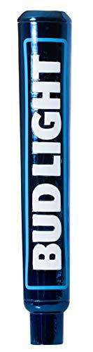 Keg Handle (Bud Light New Style 2016 Tap Handle, Blue Steel)