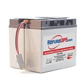 APC Smart-UPS XL 750 (SUA750XLI) - Brand New Compatible Replacement Battery Kit with Harness by RefurbUPS