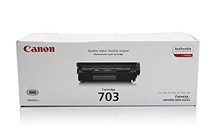 Original Canon 7616A005 / 703 tóner (negro, aprox. 2.000 Páginas ...