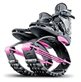 Kangoo Jumps XR3 Special Edition (Black & Pink, Medium)