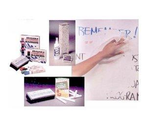 "Ghent Markerboard Accessories Glued Felt Erasers (5"" x 2"" x 1"") - 144 Per Carton"