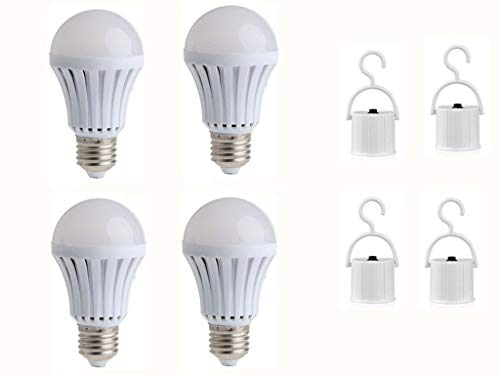 Emergency Light With Led Bulb in US - 5