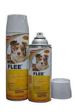 MARTIN'S Flee Flea and Tick Insecticide Spray for Dogs Cats Fipronil Aerosol 12.3 Oz. by MARTIN'S