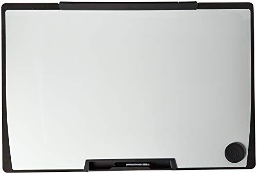 Quartet MMP75 Motion Portable Dry Erase Board, 36 x 24, White, Black Frame (Renewed)