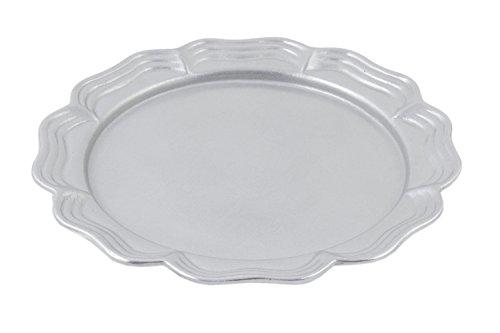 Queen Anne Round Platter - 1