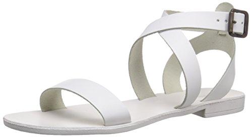 Dune London Mujeres Lotti Gladiator Sandal White