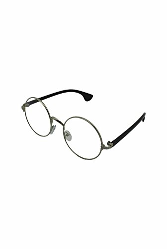 Frame Clear soleil Lunettes Finecy unique de Lens taille Homme In with Silver 87gUFgwq