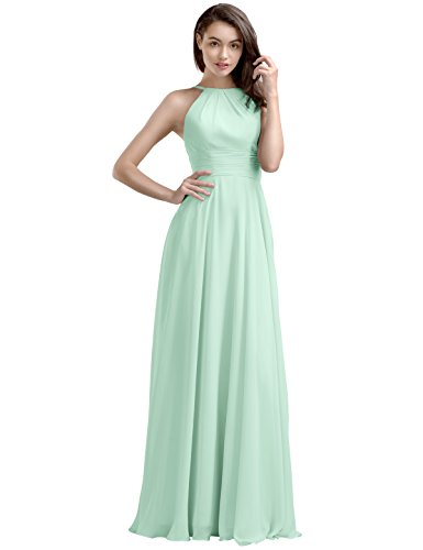 AWEI Bridesmaids Dresses Chiffon Evening