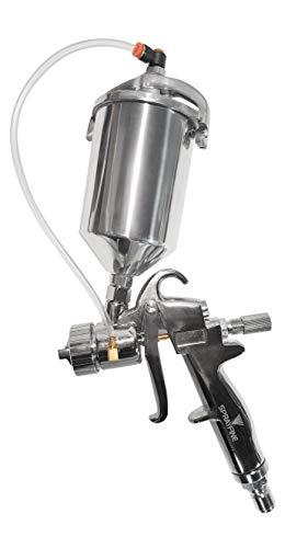 - Sprayfine HVLP Turbine Bleeder Gravity Gun w/Cup