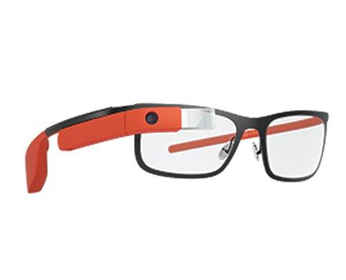 Google Glass Frames (Tangerine - Sunglasses Google Glass