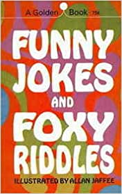 Book Funny Jokes & Foxy Riddles