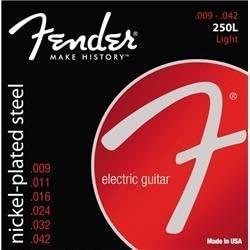 Fender 2A07 - Juego de cuerdas para guitarra eléctrica