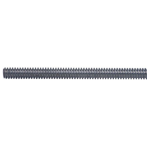 TTC PRODUCTION Acme Threaded Rod Rolled Thread - Size & TPI: 3/4'-6 Weight Per 6Ft (In/lbs): 6.90 Wire Size: .656'