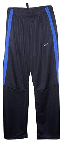 Nike Men's Epic Knit Training Pants (Large) Black/Blue
