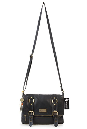 Catwalk Handbags Abbey Abbey Femme Collection Noir ZrwvqZ