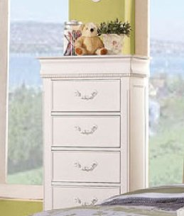 - acme AC-30132 chests of Drawer, White