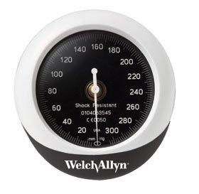 Welch Allyn Tycos TR-1 Hand Aneroid, Large Adult Cuff