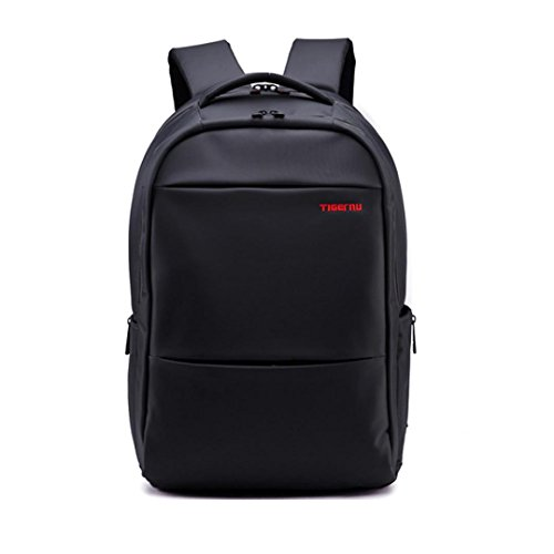Price comparison product image High Quality Backpack, LUNIWEI Waterproof Nylon 15 inch Laptop Backpack Me...