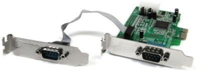 2 Port PCI-Express Low-Profile
