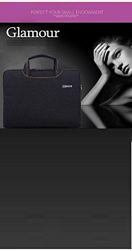 WeLove Denim Slim Notebook Laptop Tasche
