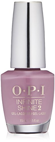 OPI Infinite Shine, One Heckla of A Color
