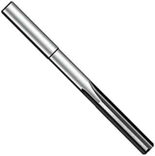 """product image for Kodiak Cutting Tools KCT158101 USA Made Solid Carbide Reamer, 0.0935"""" (N42) Diameter, 1/2"""" Length of Cut, 2"""" Overall Length, 4 Flute"""