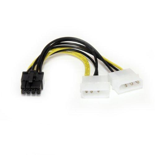 StarTech com LP4PCIEX8ADP 6 Inch Express Adapter