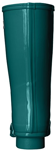 Roma De Mujer Boots Verde Azulado Caucho Botas Para BrEgqwBx