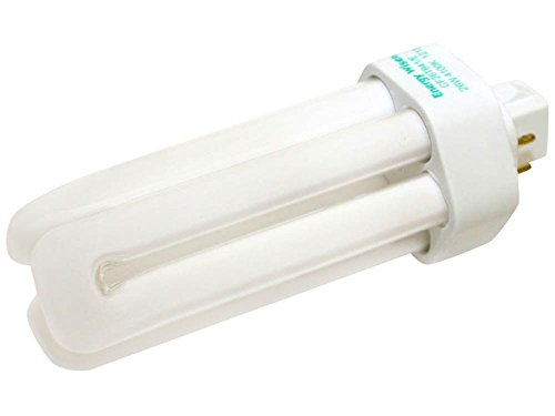 Bulbrite 26W 4 Pin GX24q3 Cool White Triple Twin Tube CFL Bulb - Triple Twin Tube