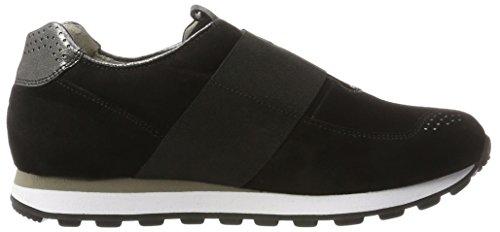 Noir schwarz Shoes Sneakers Femme Basses Comfort 47 Gabor qX7awYY