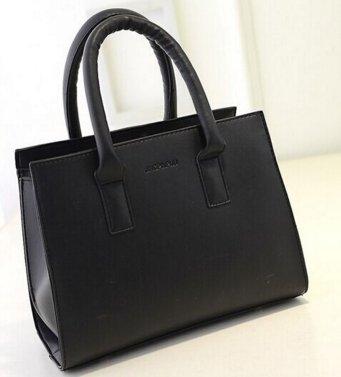 Women Leather Handbags Pu Designer Shoulder Bag Women Tote Bags Ladies High Quality Desigual Bolsas Black