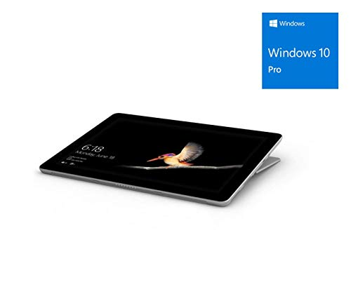 New Microsoft Surface Go Professional Business Tablet, with Windows 10 Pro, Pick Your Own: Type Cover, Pen, Mouse, Docking Station and More (8 GB 128 GB)