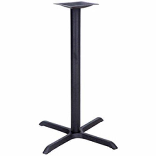 "Kratos 47K-022 Restaurant Table Base - 42"" Bar Height, 30""Wx30""D Base Spread"