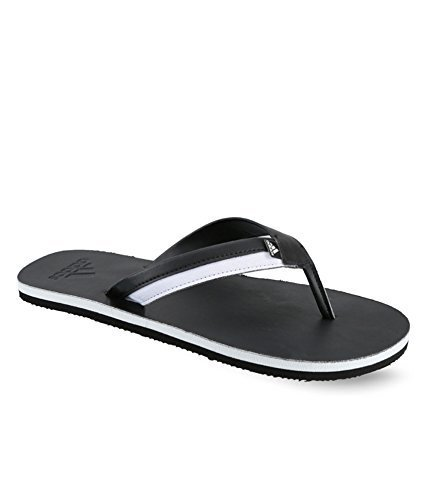 42bded92613 ADIDAS Men s Brizo 3.0 Black and White Flip-Flops and House Slippers  (ADIS50387) (7 UK)  Buy Online at Low Prices in India - Amazon.in
