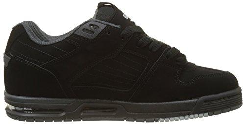 Globe Unisex Skateboarding Zapatillas Negro de Black Fury Black Adulto qwUatqPr
