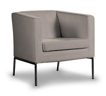 funda para silla de ikea klappsta silln en tablero de colour gris