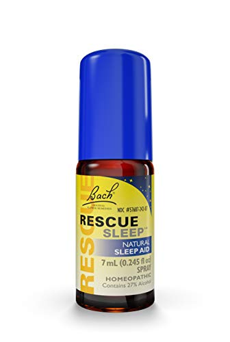 RESCUE SLEEP Spray, 7mL - Natural Homeopathic Sleep Aid