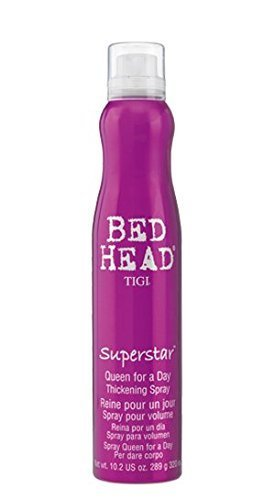 TIGI Bed Head Superstar Queen for a Day Thickening Spray, 10.2 Ounce