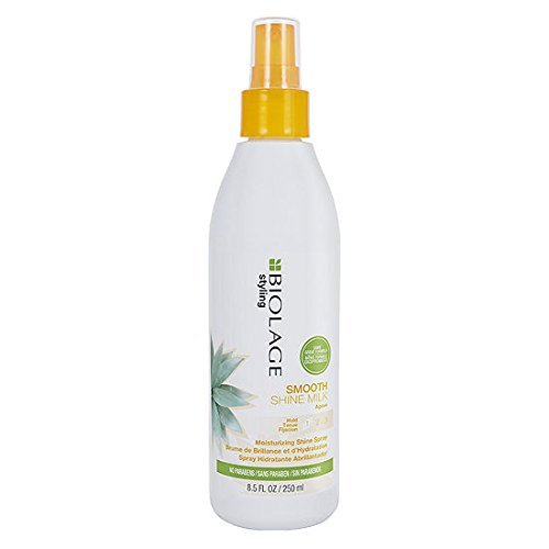 Matrix Biolage Smoothing Shine Milk, 8.5 (Smoothing Shine Serum)