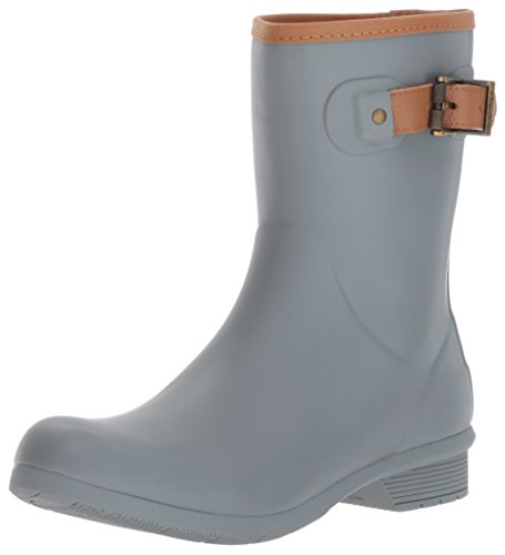 Memory Storm Blue Rain Boot Foam Height Mid Chooka Women's qwnFHx0S0t