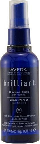 Aveda Brilliant Spray On Shine, 3.4-Ounces Bottle ()