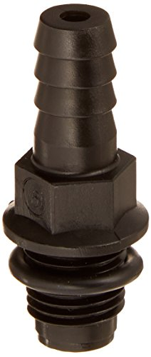 "Little Giant CV-10 Check Valve for VCC, VCM, VCMA and VCL-14/24, 1/4"" MNPT x 3/8"" ID vinyl tubing"