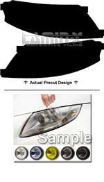Lamin-x INT001CL Headlight Cover