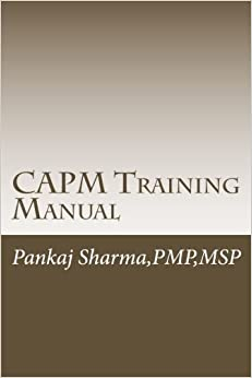 Book CAPM Training Manual: Based on PMBOK 5th Edition