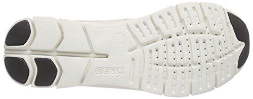 Geox Sukie C - Bailarinas Mujer Bianco (Off White)